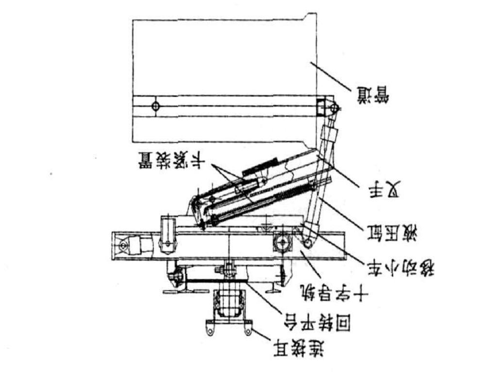 压铸机械手工作原理分析
